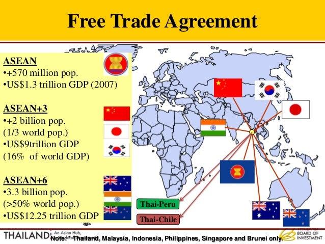 Why thailand toronto free trade agreement platinumwayz