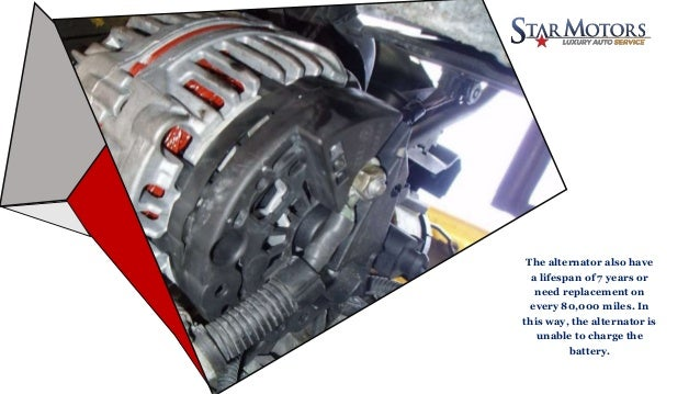Why the Alternator of your Car is not Charging