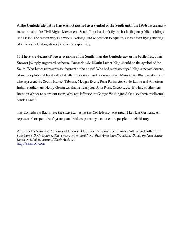 confederate secession not slavery historian pdf