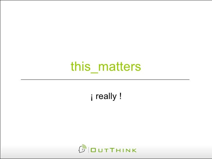 this_matters ¡  really !
