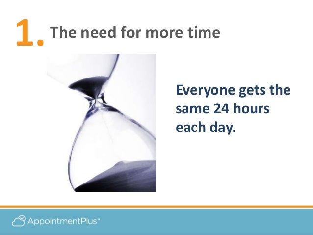 why time management is important Learning to manage your time is important for your career - and your health.