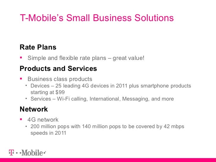 why t mobile for small business. Black Bedroom Furniture Sets. Home Design Ideas