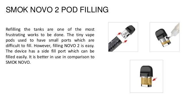 Why to Choose the Smok Novo 2