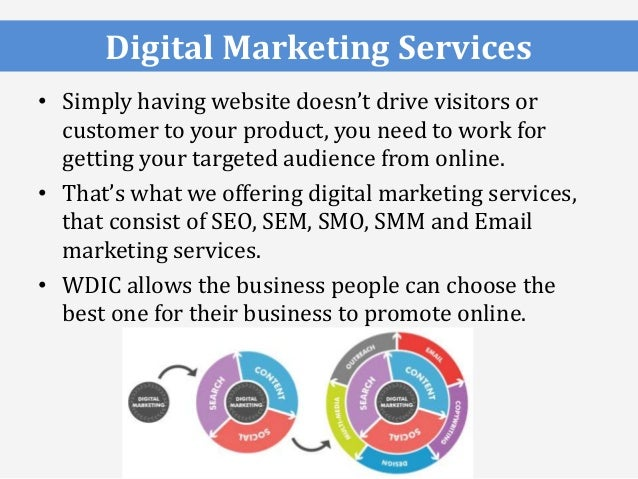 • Simply having website doesn't drive visitors or customer to your product, you need to work for getting your targeted aud...