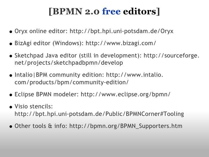 bpmn - Bpmn 20 Modeler For Visio