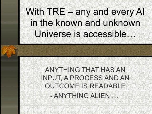 Why Tripartite Essentialism ? Slide 2