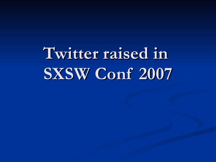 Why Twitter Slide 2