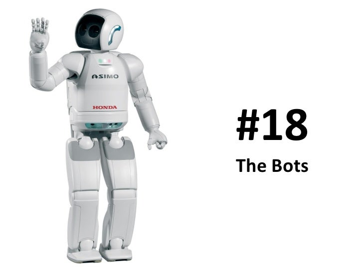 #18 The Bots