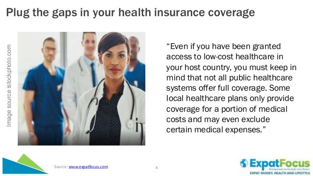health insurance expatriates living and working abroad