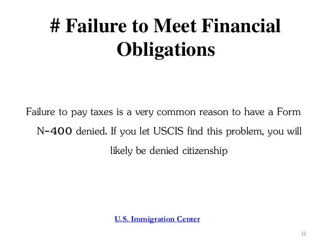 Why USCIS rejects the form N-400 5 Common Reasons