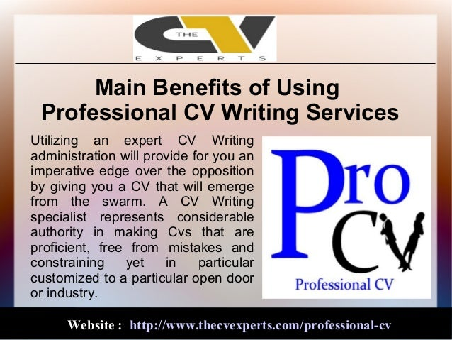 Why use a professional cv writing service