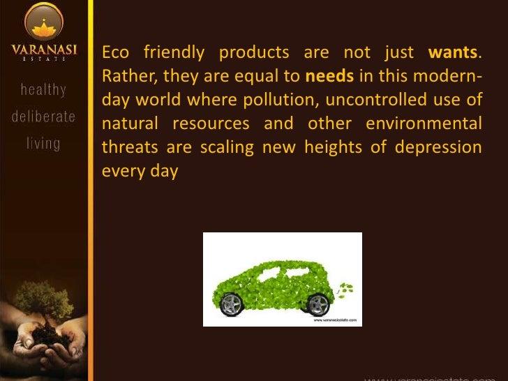 be environmentally friendly essay Automotive industry, global warming, fuel - environmentally friendly cars.