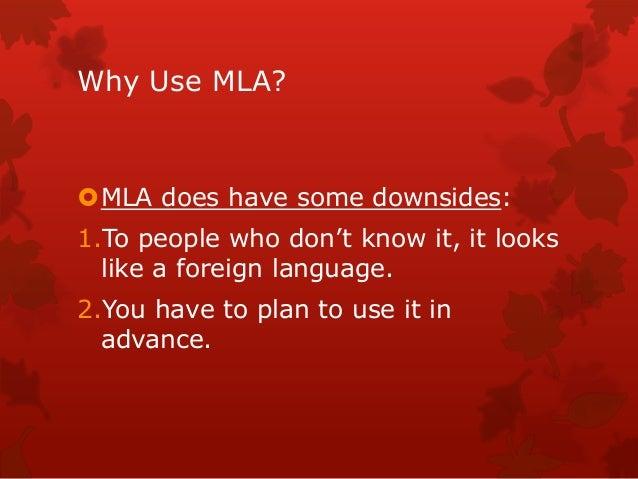 ppt using mla format powerpoint presentation id 6867967