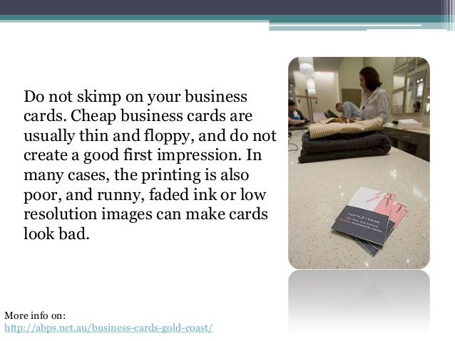 Why use online business card printing and design services more info on httpabpsbusiness cards gold coast 5 reheart Choice Image