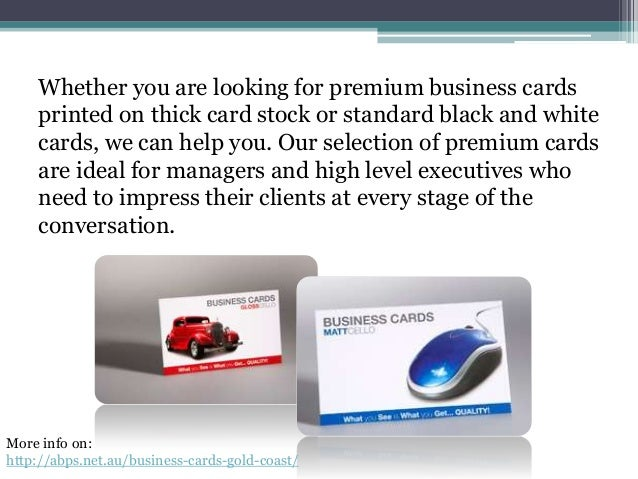 Why use online business card printing and design services more info on httpabpsbusiness cards gold coast 9 reheart Image collections