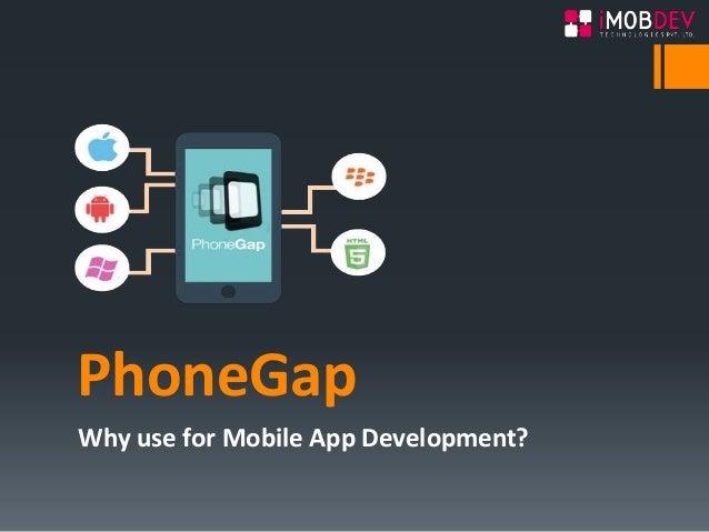 PhoneGap Application Development – Best Cross Platform