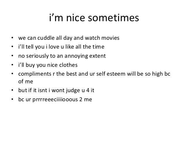 would u date me