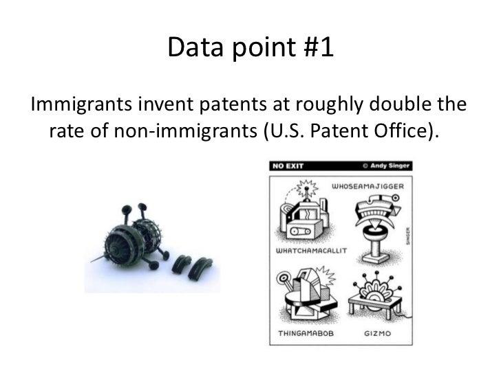 Why the U.S. Needs Immigrants Slide 2