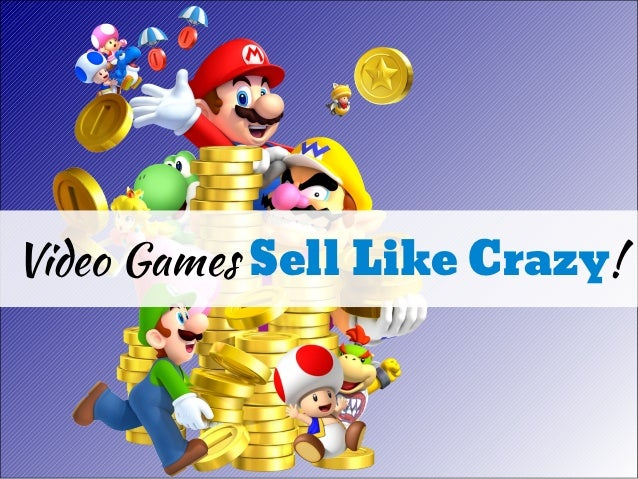 Why Video Games Rule on Marketing Slide 2