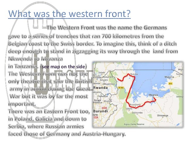 why was there stalemate on the Explain why stalemate developed on the western front by december 1914 stalemate developed on the western front by asking why was there stalemate on the western.