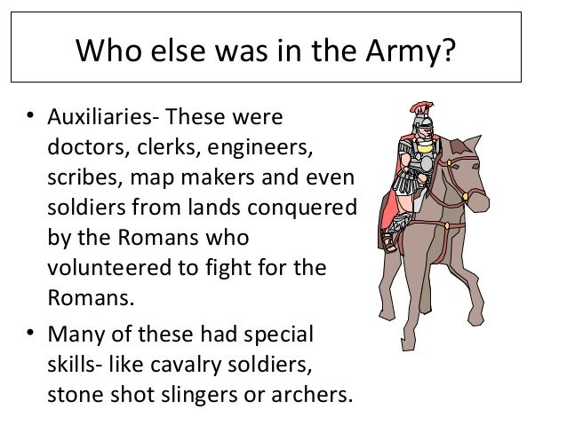 why was the roman army so So what made these guys so powerful to start, the roman legion's absolute  baseline for entry was an incredibly strenuous, arduous routine.
