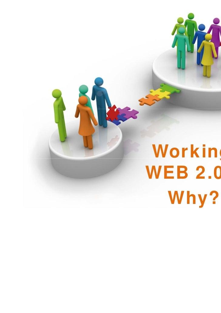 WEB 2.0 AT WORK© Acando AB