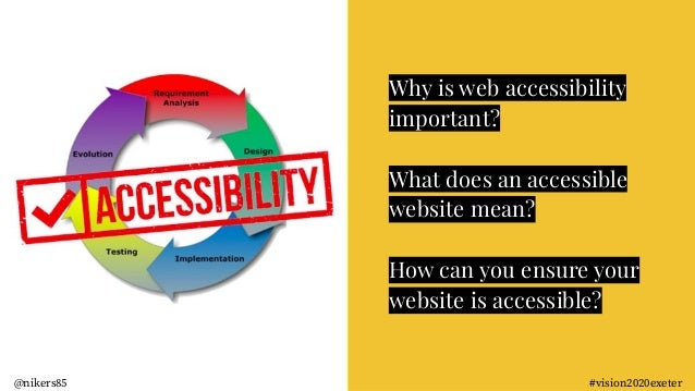 Why Web Accessibility Matters in 2020 Slide 2