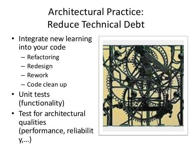 Why We Need Architects (and Architecture) on Agile Projects