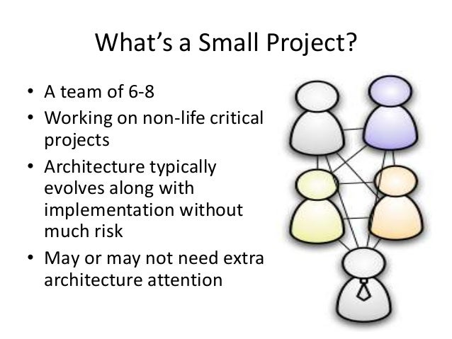 Why we need architects and architecture on agile projects for Do i need an architect