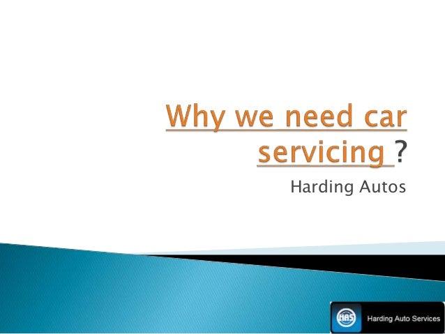 Harding Autos