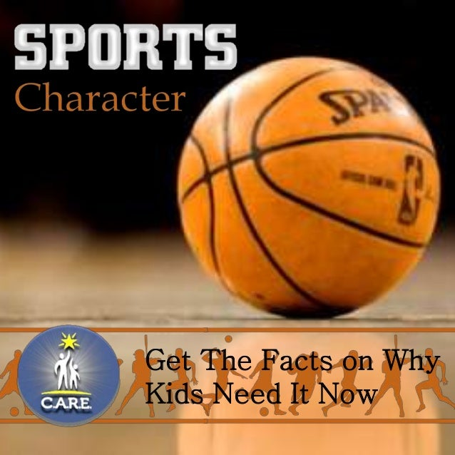 Why is Sports Charter Important? Get the FACTS. Get The Facts on Why Kids Need It Now