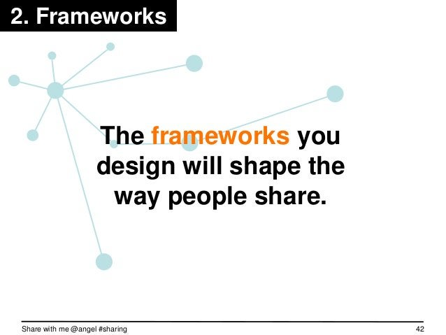 Relationship Frameworks                                              Show people their                                    ...