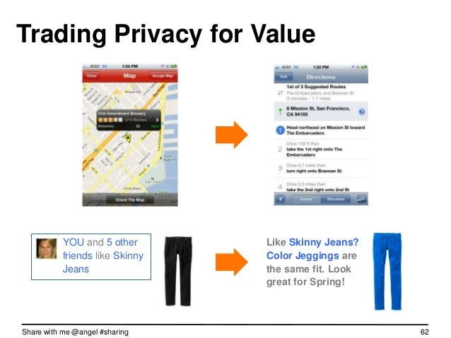 """Facebook""""s Privacy Policy is longer        than the US ConstitutionShare with me @angel #sharing             62"""