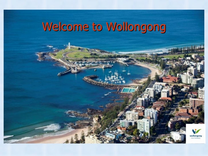 Welcome to Wollongong