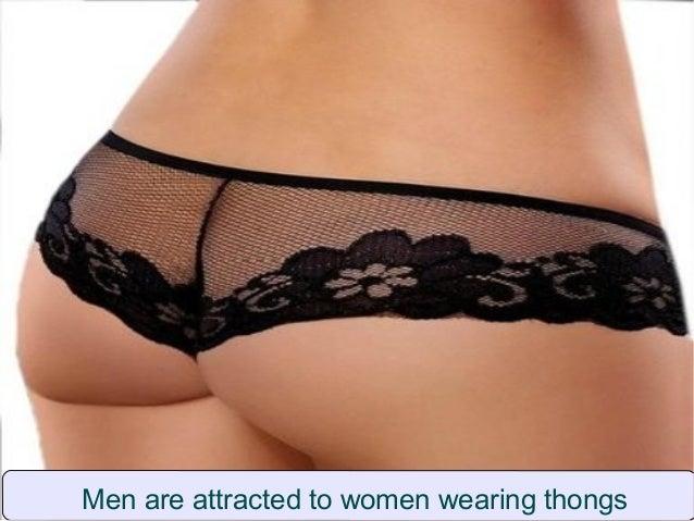 Women wear thongs why 5 Reasons