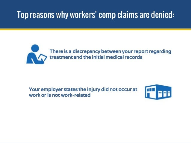 Employer did not report injury