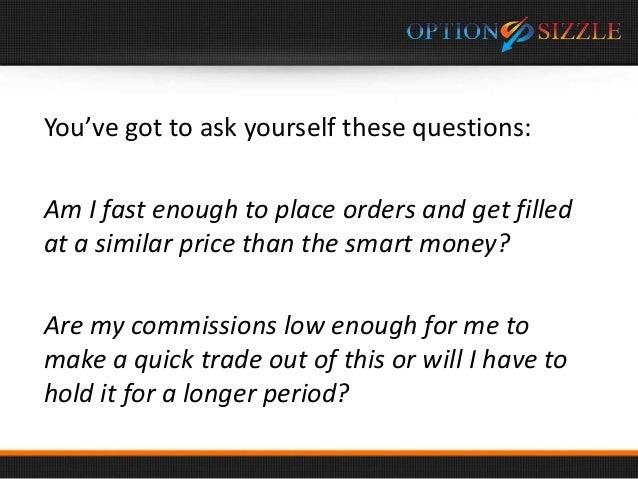Option traders lose money