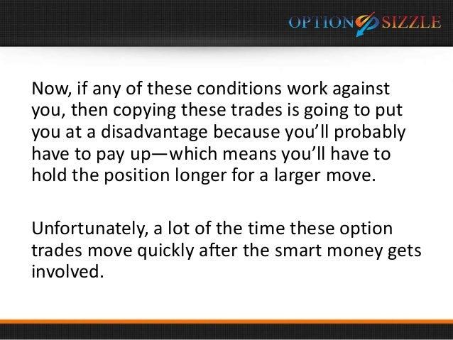 90 of option traders lose money