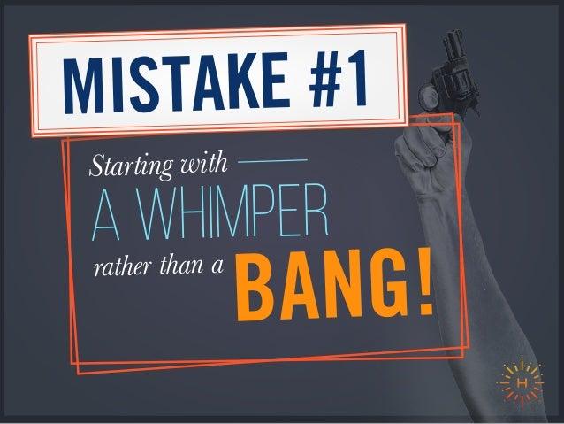 How To Win That Next Sales Presentation - @High_Spark @cliffatkinson Slide 9