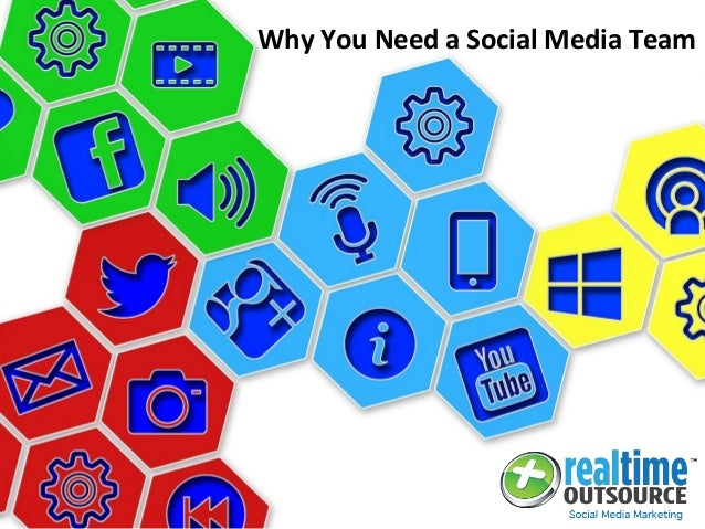 Why You Need a Social Media Team