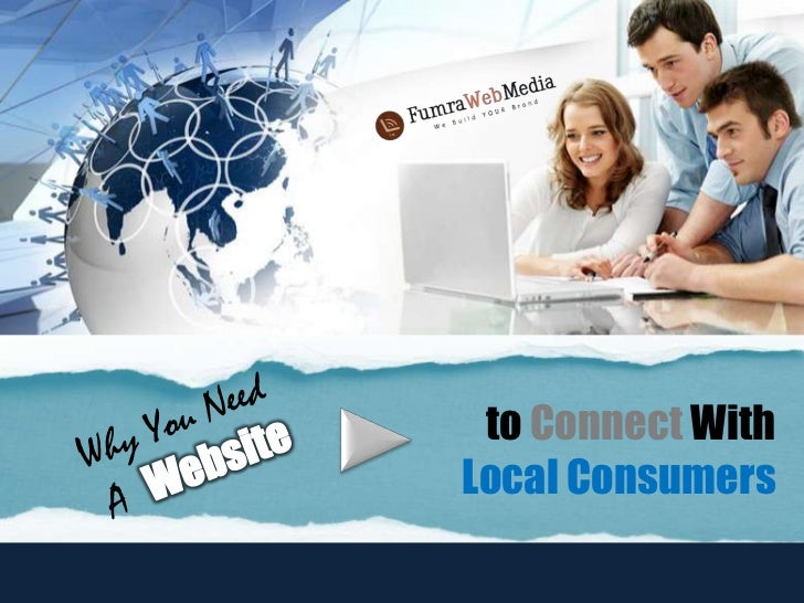 to Connect WithLocal Consumers
