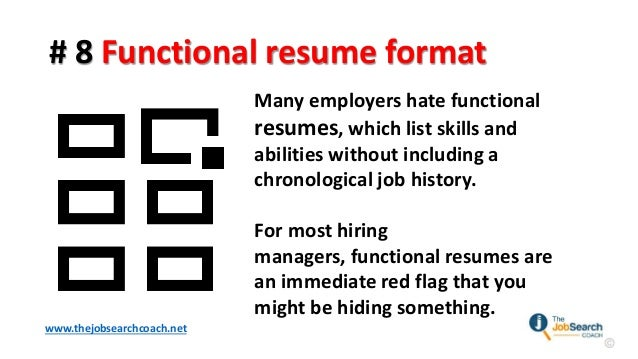 Why You Need To Remove These 10 Items From Your Resume Now !