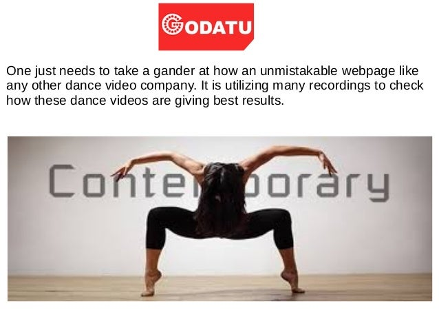 Why you need to watch contemporary dance videos Slide 2