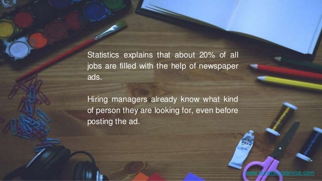Why Your Bio Is More Important than Your Resume? Slide 3