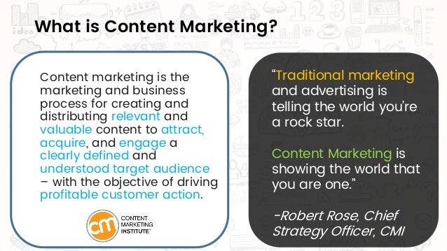Why your Content Marketing is Failing (and how to fix it)  Slide 3