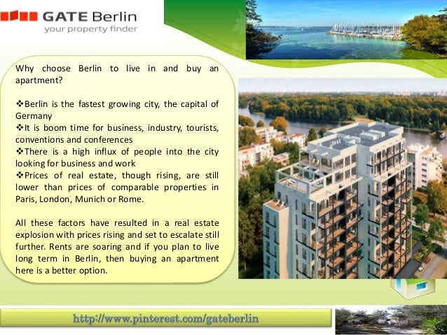 Why you should buy berlin apartments for sale with the for Why buy an apartment