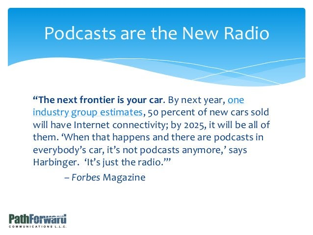 """""""The next frontier is your car. By next year, one industry group estimates, 50 percent of new cars sold will have Internet..."""