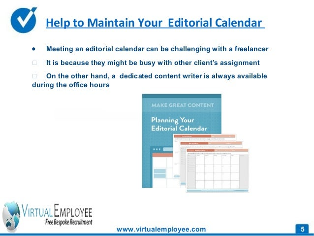 Hire freelance writer