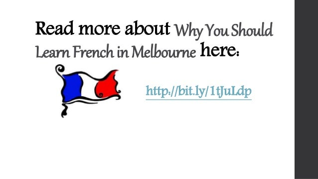 Where's the Best Place to Learn French in Melbourne?