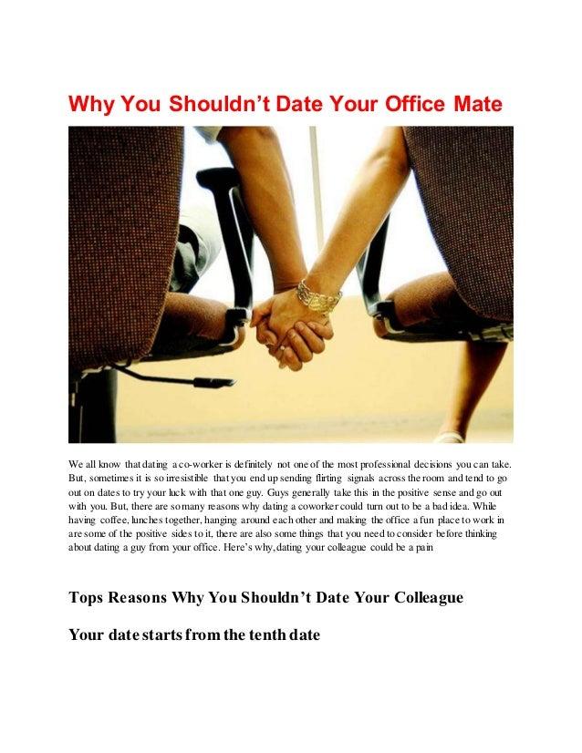 Danger: Office Romance Ahead